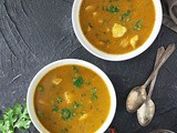 Ginger Pumpkin Chicken Soup