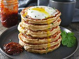 Oat Potato Pancakes