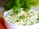 Marinated Onion Salad with Fresh Herbs