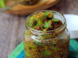 Green chilli pickle recipe north indian style