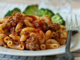 Easy One-Pot American Beef Goulash