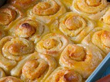 Steakhouse Orange Rolls From Your Bread Machine