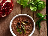 Pomegranate Chutney – Indian chutney recipes