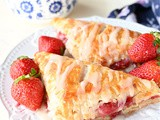 Best Strawberry Turnovers Recipe