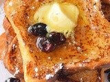 How To Make Eggnog French Toast Recipe For Christmas Breakfast