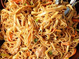 Make This Spicy Chicken Noodle Stir Fry