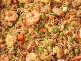 Shrimp Fried Rice(Better Than Takeout)