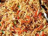 The 30-minute egg roll noodle bowl