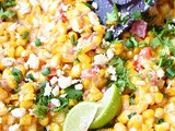The Best Mexican Street Corn Salad (With Video)