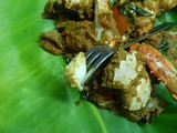 Malabar Crab Roast -Kerala seafood delicasy-Step by step method