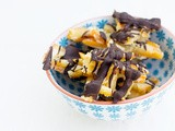 Chocolate-Dipped Candied Orange Peels