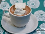 Diy Gift: Hot Cocoa, Hot Chocolate, and Maple Marshmallows