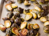 How to Make Perfect Roasted Brussels Sprouts