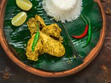 Shorshe Murgi | Bengali Shorshe Chicken | Chicken in Curried Mustard Sauce
