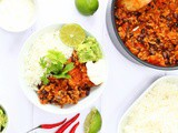 Easy Chilli Con Carne with Hidden Vegetables