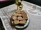 Mixed Dry Fruits Roll Recipe | Sugar-Free Dry Fruit Burfi