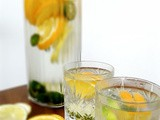 Detox Water for healthy and beautiful body