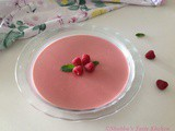 Raspberry Pudding
