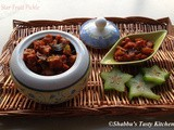 Star Fruit Pickle