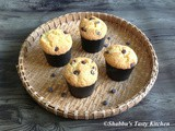 Easy Chocolate Chip Cupcakes