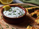 Garlic Yogurt Sauce -Healthy and Fresh