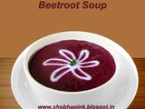Beetroot Soup Ingredients: 250g raw/cooked