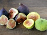 Healthy Raw Vegan Fig-Vanilla Jam for Summer's Fresh Figs