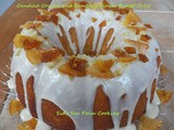 Candied Orange and Candied Ginger Bundt