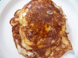 Gluten Free Keto Friendly Pancakes