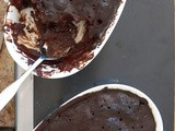 Hot Chocolate Pudding #BakingBloggers