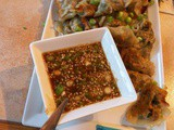 Potstickers with Healthy Solutions Spice Blend for Poultry and Pork