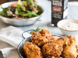 Dude Food Tuesday: Golden fried chicken