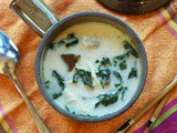 Thai Coconut Chicken Soup #Food of the World
