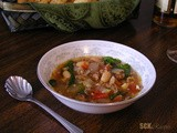 Italian Sausage Soup (Slow Cooker)