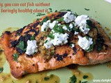 Healthy Salmon Entrees  -What Boredom is Made Of