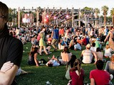 Kicking Off Summer:                                                                      Feeding the Hipsters with Music Festival Food