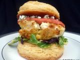 Lobster Bisque Burgers:                                                                         Or,  How to Make Lobster into a Handheld Slutty Masterpiece
