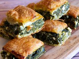 Greek Spinach and Feta Pie (Spanakopita)