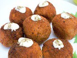 Corn Cheese Croquettes