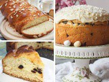 20 Traditional Easter Bread Recipes