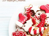 30+ Easy Christmas Cookie Recipes Anyone Can Make