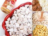 Addictive Cookie Butter Puppy Chow Recipe