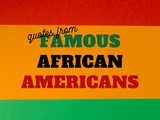 African American Quotes