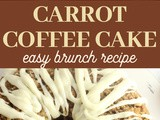 Best Carrot Coffee Cake Recipe