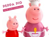 Best Peppa Pig Toys for Toddlers