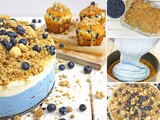 Blueberry Muffin Cheesecake Recipe