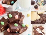 Easter Egg Fudge Recipe