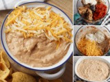 Easy Bean Dip Recipe You Can Make In Minutes