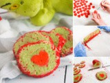 Easy Grinch Heart Cookies Recipe