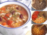 Easy Italian Hamburger Soup Recipe